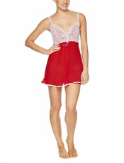 Bassoni Ruby Pleated Chemise