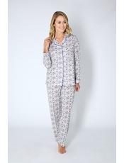 Lexi Amethyst Pyjama Set
